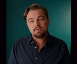 Leonardo DiCaprio on Snapchat