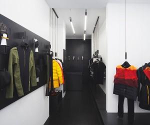 Les Cinq Paris Showroom-Atelier by DI.D studio