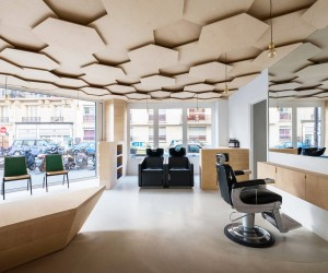 Les Dada East Hair Salon by Joshua Florquin