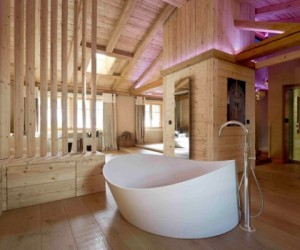 Let freestanding bathtubs inspire a world of possibilities in your home