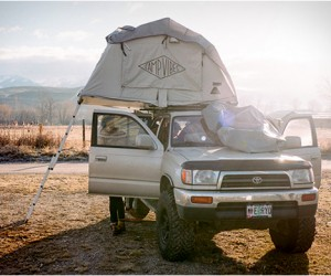 LeTent Rooftop Tent by Poler