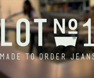 Levi's Made-To-Order Jeans [VIDEO]