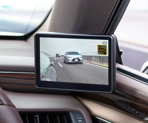 Lexus Digital Side-View Monitors