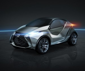 Lexus LF-SA Luxury City Car Concept
