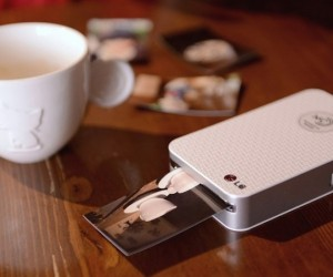 LG Pocket Photo Mobile Printer