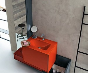 Libera: Bringing Snaideros Craftsmanship to Posh Modern Bathrooms