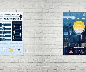 Life Hack Posters