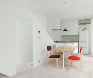 Life in Spiral House by Hideaki Takayanagi