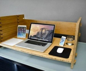 LIFT: Multi-Functional Adjustable Desk