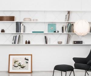 Lift Shelf by Staffan Holm