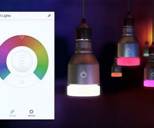 LIFX: WiFi Enabled Smart Bulb