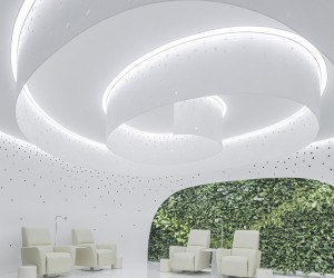 Lily Nails Salon by Arch Studio, Beijing