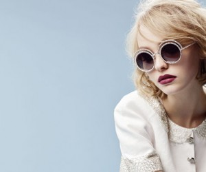 Lily-Rose Depp Is Officially a Chanel Girl