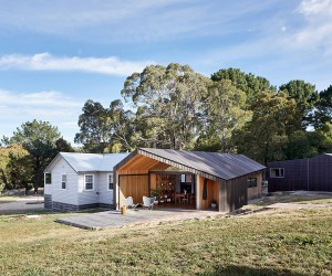 Limerick House: Rural Victorian Home Gets a Timber Modern Extension