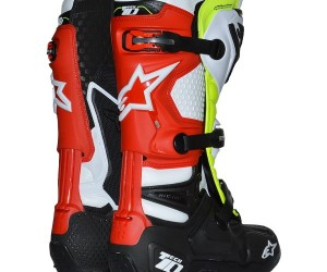 Limited Edition Motocross Boots