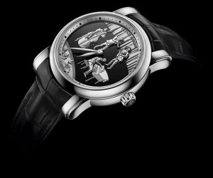 Limited edition Ulysse Nardin Jazz Minute Repeater