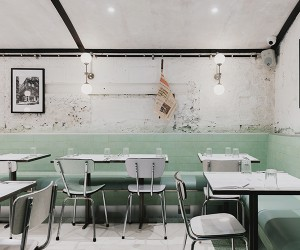 Lina Stores Pasta Restaurant in London