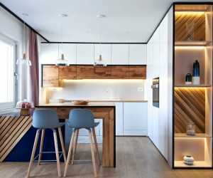 Linea Apartment in Kosovo, Muza Creative