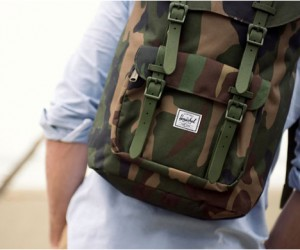 Little America Backpack Camo