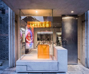Little B Concept Store, Shanghai, China  NeriHu