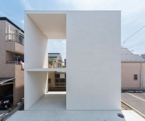 Little House with a Big Terrace by Takuro Yamamoto Architects