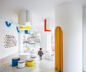 Little Stories Shoe Shop in Valencia by CLAP