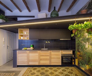 Lively and Creative Apartment Renovation Drives out the Mundane