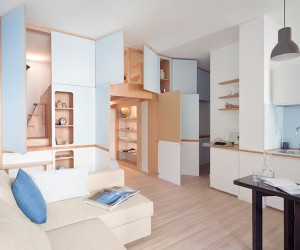 Llabb Restores 35 SQM Studio Flat in Liguria