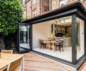 LLI Design Restore Victorian Townhouse in London