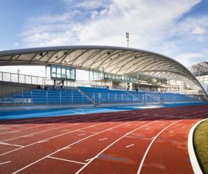 Lo Lagrange Stadium by archi5, Toulon