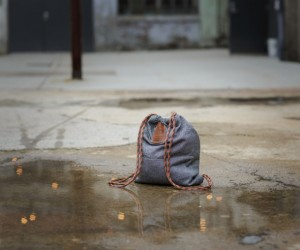 LocTote: Theft-Proof Drawstring Backpack