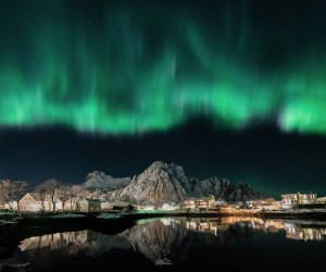 Lofoten Arctic Photography: Aurora Borealis and Northern Winter Wonderland by Steven Henriksen
