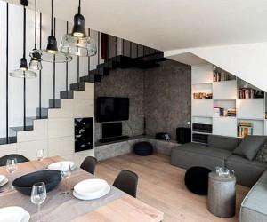 Loft  Interior Designed by OOOOX