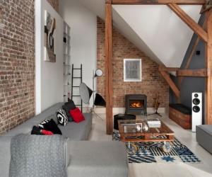 Loft Apartment in Poznan