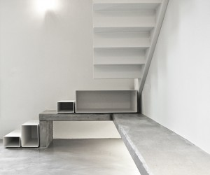 Loft Faenza by Pinoni  Lazzarini Architects