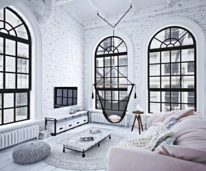 Loft in Berlin by GM-interior