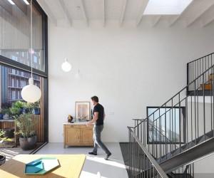 Lofthouse in Amsterdam  Marc Koehler Architects