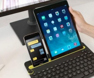 Logitech Multi-Device Keyboard