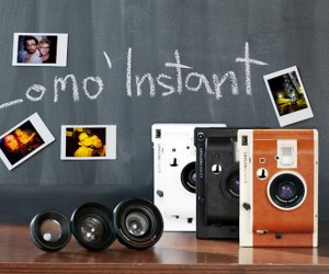 LomoInstant: An Instant Camera for Creative Photographers