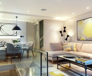 Londons Finest: High-End Revamp of 70s Townhouse Leaves You Enthralled