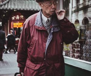Londons Street Portrait Photography by Joshua K. Jackson
