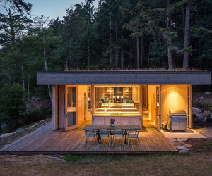 Lone Madrone House