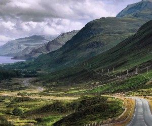 Long  Winding: The 17 Best Roads in the World to Drive