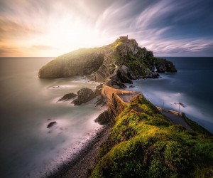 Long Exposure and Hyperreal Landscape Photography by Fabio Antenore