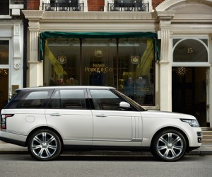 Long Wheelbase Range Rover