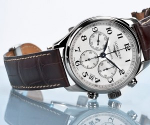 Longines Master Chronograph Mens Watch