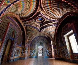 Look Up At The 21 Most Beautiful Ceilings In The World
