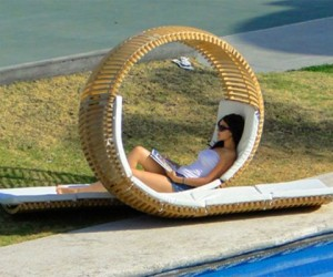 Loopita Bonita: Fancy Double Lounger