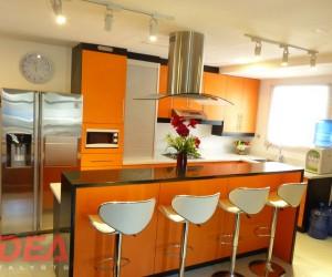 Lorraine Modular Kitchen