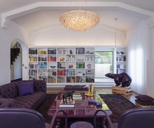 Los Feliz House by Ghislaine Vias Interior Design